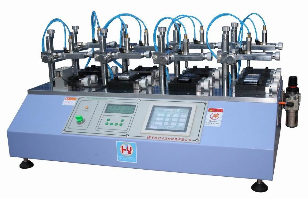 High Precise Keystroke Tester / Button Pull Test Machine IEC60068-2-68